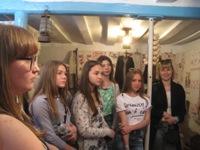 Як наші студенти до козаків у гості їздили