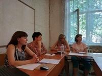Методичне об'єднання практичних психологів та соціальних педагогів