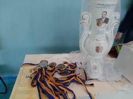 Обласний турнір з волейболу «Кубок визволення», «Маю честь запросити».