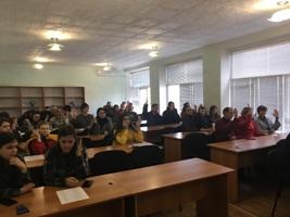 Звітно-виборча конференція первинної профспілкової організації коледжу
