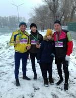 INTERPIPE DNIPRO HALF MARATHON Ліги українських мейджорів - Ukrainian Majors Running League