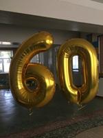 Нам 60!