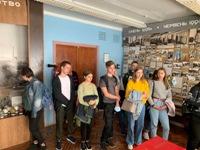 Фармацевти та хіміки відвідали музей «ДНІПРОАЗОТ»